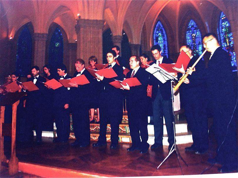 Photo d'un concert à Charenton
