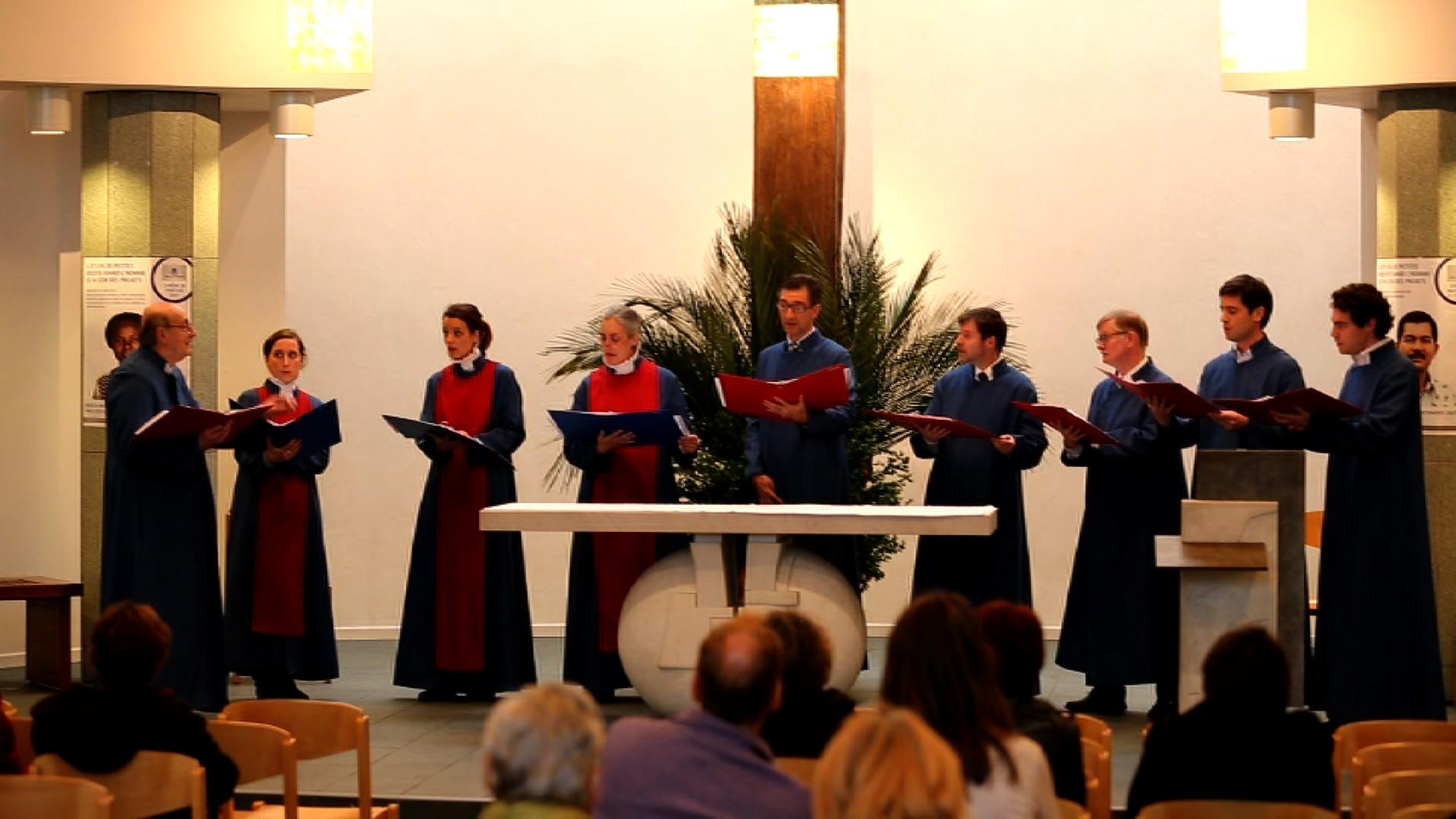 Recital at Notre-Dame d'Espérance